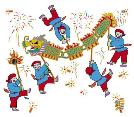 Chinese New Year - The festivities continue until the fifteenth day of the first lunar month