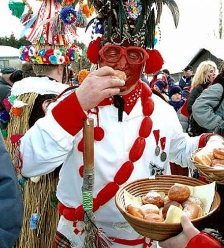Mardi Gras in the Czech Republic  2