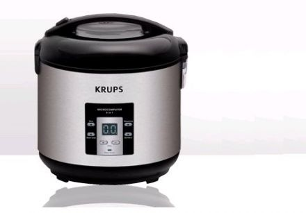 4-in-1 Rice cooker / Steamer