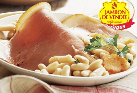 Ham from the Vendée