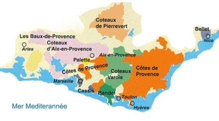 Provence Wines 1