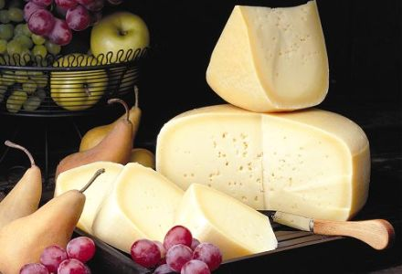 Quebecois cheeses
