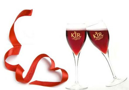 Kir and cassis-based apéritifs