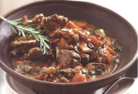 Beef Braised in Wine - Boeuf en Daube