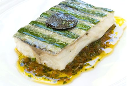 Lucie Passédat's Favorite Sea Bass