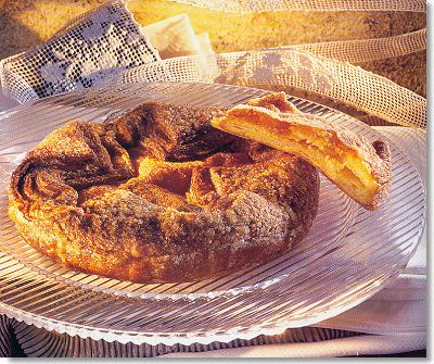 Kouing-Aman from Douarnenez, Breton pastry