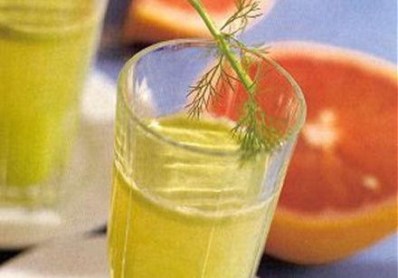 Grapefruit, Ginger and Fennel Booster