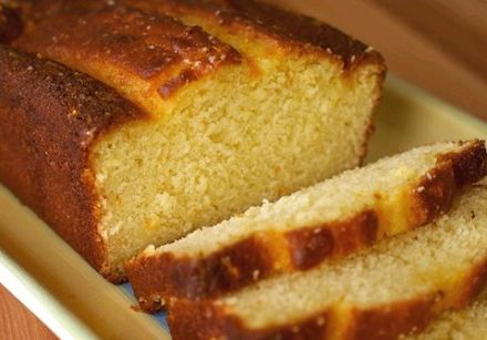 Orange Yogurt Bread