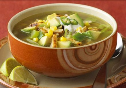 Tasty Texas Tortilla Soup