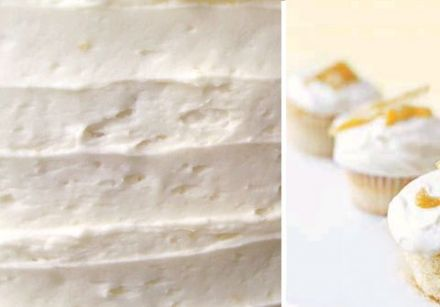 Vanilla Frosting or buttercream