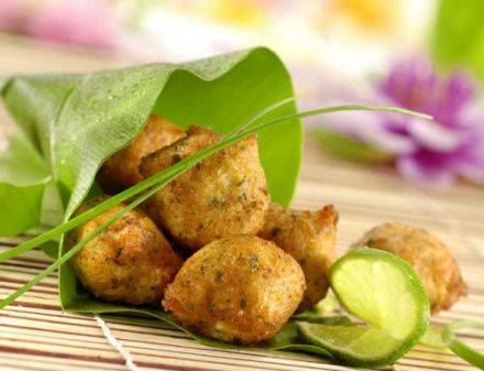 Accras - Cod Fritters