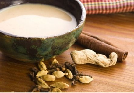Chai – Indian Tea with Milk and Spices