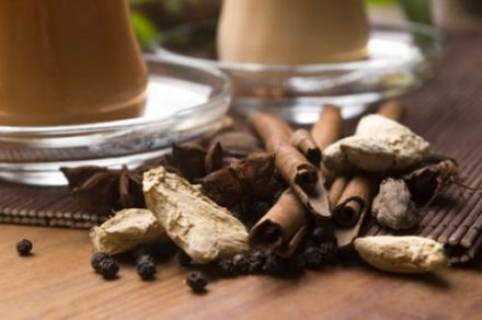 Chai Tonic tea to warm you up during winter
