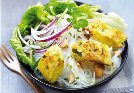 ThaiStyle Chicken Salad