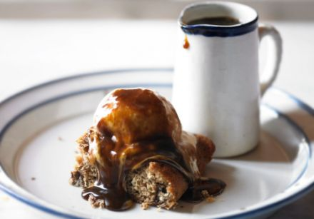 California Prune Sticky Toffee Pudding