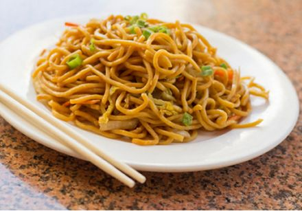 Chinese longetivity noodles
