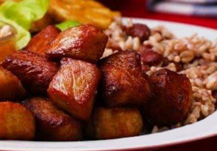 Pork Griot