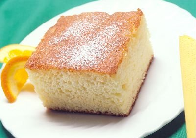 Grandma Chiquinha's Orange Cake