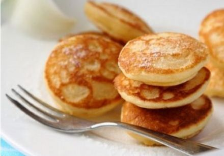 Sugar Shack Maple Pancakes
