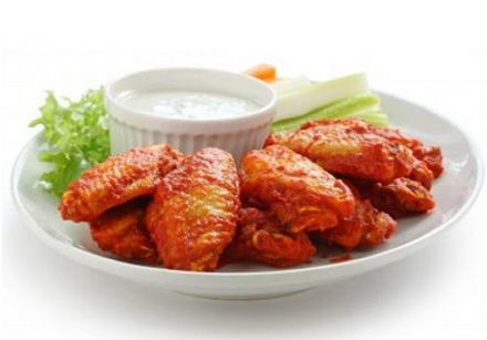 Fiesta Chicken Wings