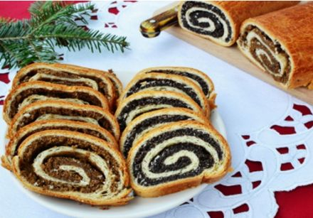 Makovnjaca, Croatian Poppyseed Roll
