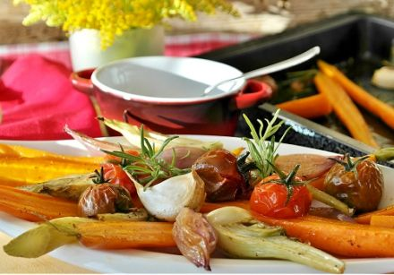 Grilled Vegetables (on the barbecue)