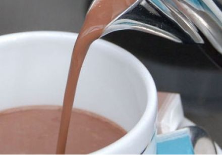 Creole-Style Hot Chocolate 1