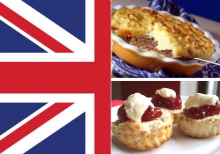Flavors of Great Britain