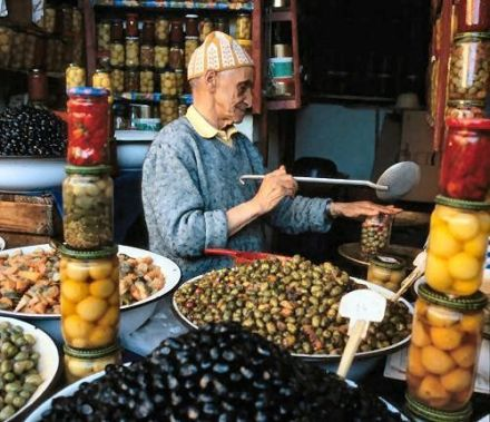 Flavors of Morocco