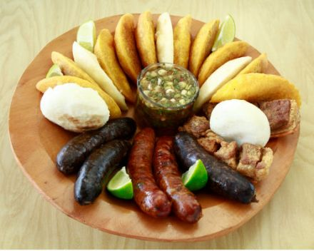 Flavors of Colombia
