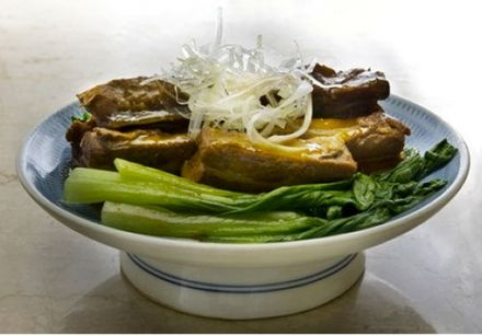 Flavors of Zhejiang or Zhe cuisine