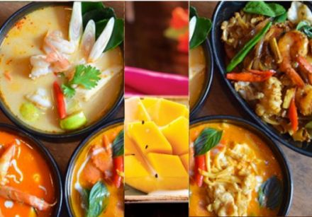 Flavors of Thailand